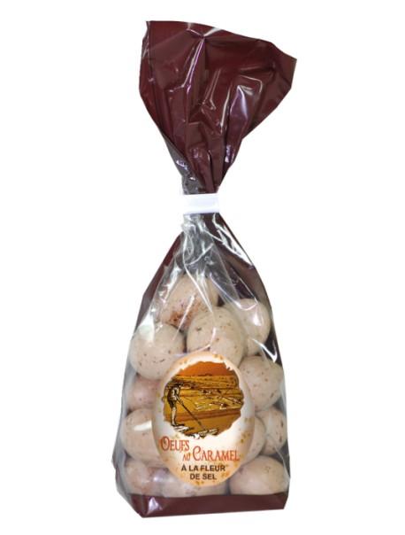 Œufs de caramel à la fleur de sel
