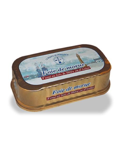 Foie de morue fumé au bois de hêtre ou d'aulne  – La Pointe de Penmarc'h