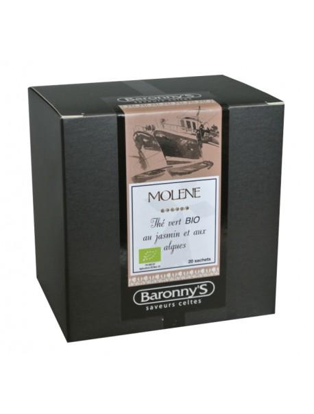 Thé BIO « Molène » Baronny's – Saveurs Celtes