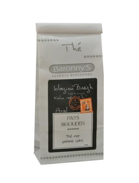 Thé « Pays Bigouden » Baronny's – Saveurs Bretonnes (vrac)