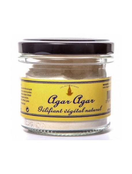 """Agar agar, gélifiant végétal naturel, Marque """"Algoplus"""""""